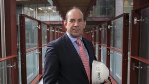 Colin Cunningham, Managing Director at Cellnex Ireland