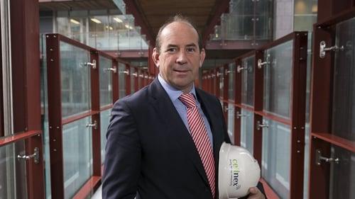 Colin Cunningham, CEO Cellnex Ireland