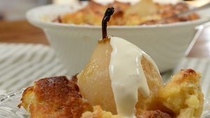 A mouth-watering dessert to make the whole family happy.