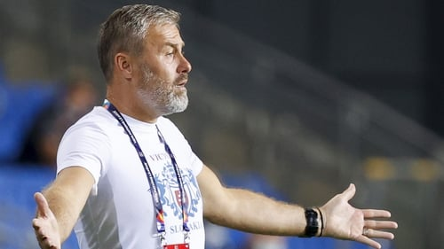 Pavel Hapal has been in charge of Slovakia since 2018