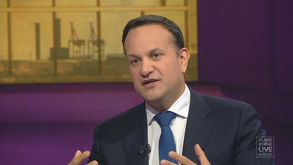 Leo Varadkar said what happened was not good for the Government, NPHET or the Irish people