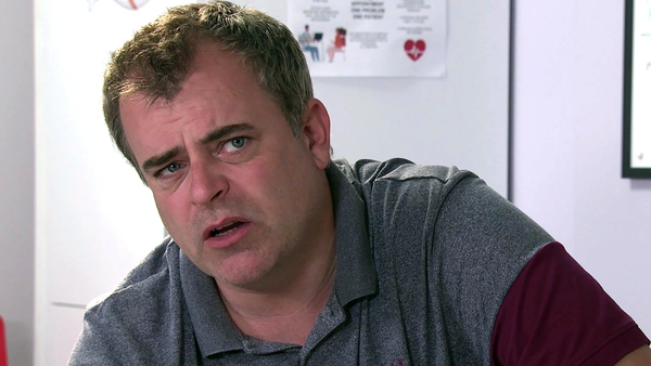 """Simon Gregson - """"The scripts are so good you can read them and do the scenes like you really mean them"""""""
