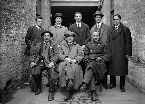 Cork Sinn Féin politicians in 1919
