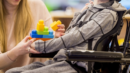 The Expenditure Report said that an extra €65m is being provided next year for Disability Services