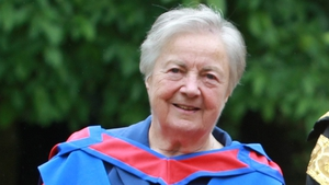 Sr Margaret Mac Curtain pictured in 2013 (Pic: RollingNews.ie)