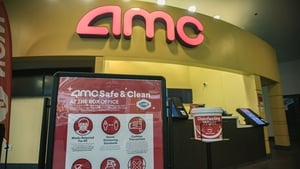 AMC's shares were trading at $48.25 before the bell after closing down 18% on Thursday