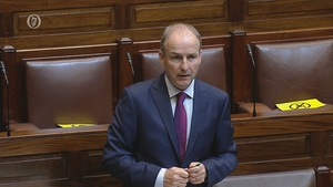 Micheál Martin said he articulated things incorrectly when he spoke in the Dáil yesterday (File pic)