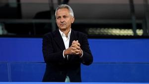 Serie A League president Paolo Dal Pino