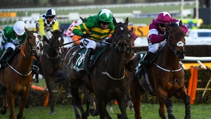 French import Saint Roi has won three of his four starts since joining Willie Mullins