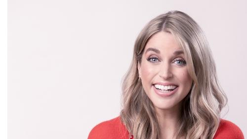 Amy Huberman in Finding Joy