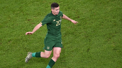 A move to a new club and a now an international call up for Cullen