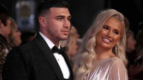 The ideal couple? Tommy Fury and Molly-Mae Hague. Photo: Mike Marsland/WireImage via Getty Images