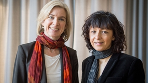 Jennifer Doudna and Emmanuelle Charpentier won the prize for their work on developing a gene-editing technique