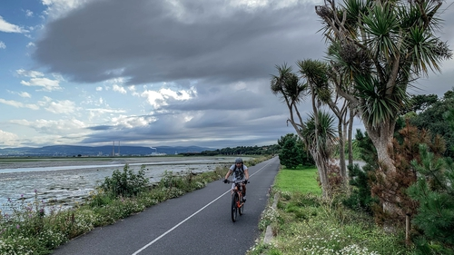 """""""People cycle because it keeps them fit; it's a cheap, convenient and flexible mode of transport and they simply enjoy it."""" Photo: Finbarr O'Reilly/Getty Images"""