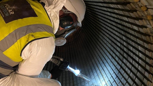 Polar IceTech are dry ice cleaning and blasting specialists.
