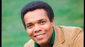 Johnny Nash pictured in 1972