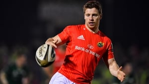 Scrum-half Neil Cronin joins newsigningRG Snyman on Munster's long-term casualty list