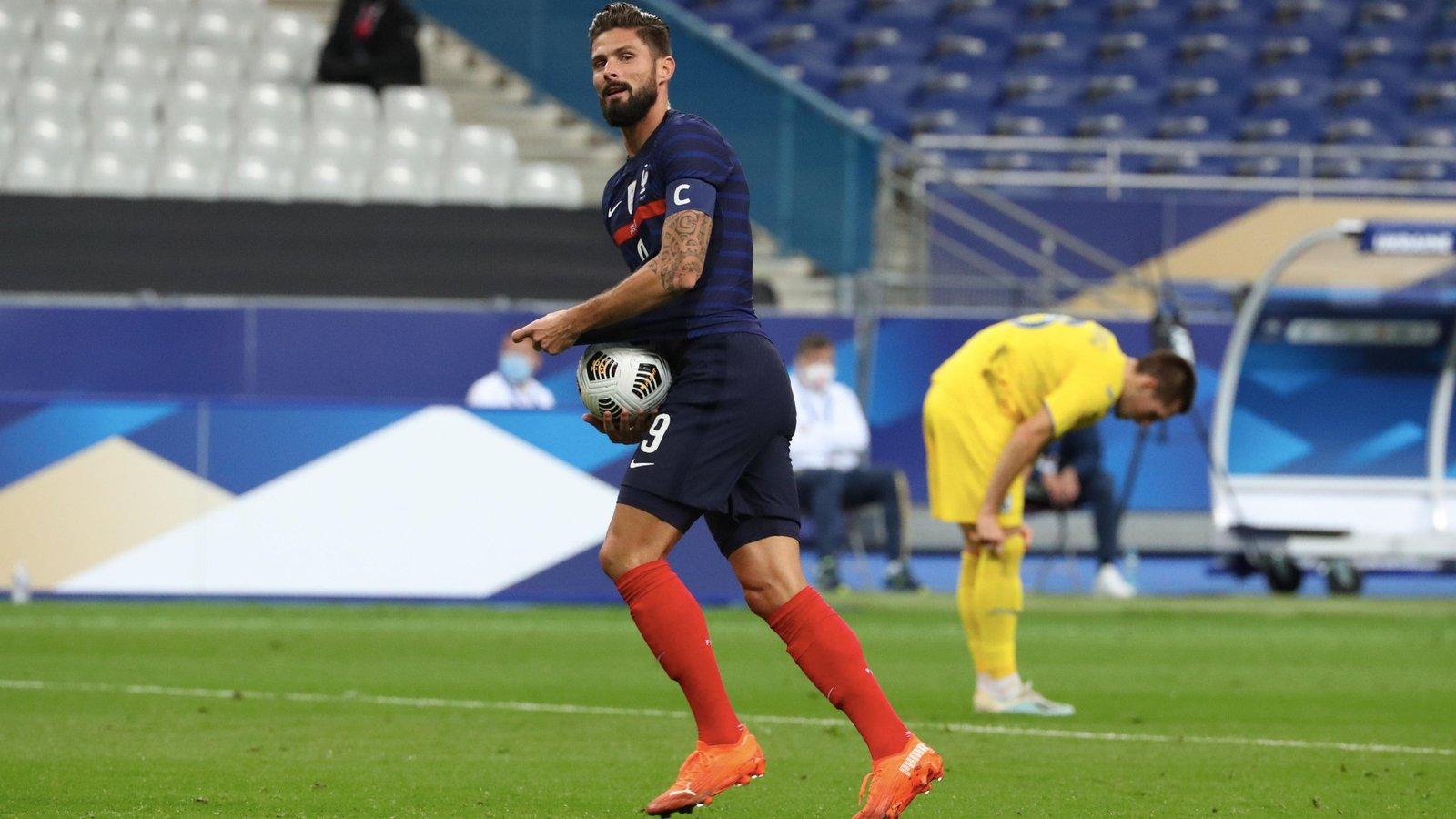 International round-up: France run amok; Iberain draw