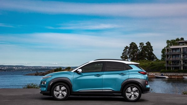 Over 25,000 Hyundai Kona electric SUV's are to be recalled.
