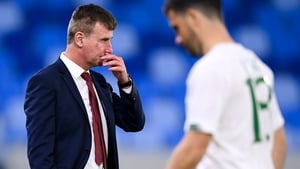 Stephen Kenny could not fault the efforts of his players