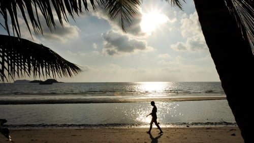 Koh Chang island is known for its sandy beaches and turquoise waters