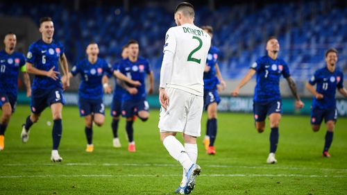 Matt Doherty's missed penalty was the ultimate act of Ireland's prolonged qualification campaign