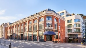 The vibrant Dublin hotel has been nominated in the Best New Hotel in Europe award category
