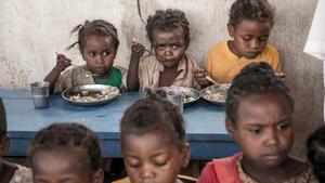 WFP prgogramme in Madagascar.