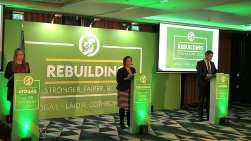 Sinn Féin has pledged €1.5bn to deliver 20,000 social and affordable homes