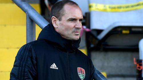 Colin Healy suffered a losing start as Cork interim boss