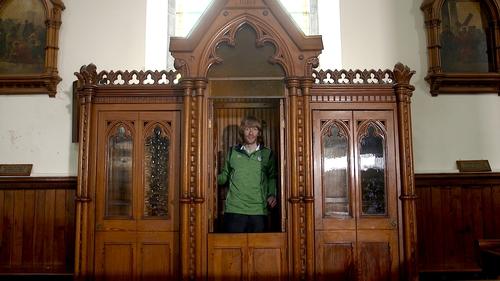 Fr Chris O'Donnell