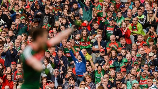 Mayo fans have been waiting a long time for All-Ireland success