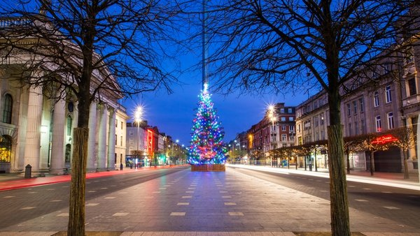 DublinTown is urging consumers to start their Christmas shopping early and before the December rush