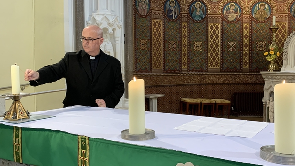 Fr Michael Toomey in Tipperary says people 'need to be able to go to Mass'