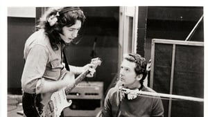 Rory in studio with Jerry Lee Lewis in London in 1973