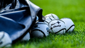 The white sliotar is being replaced for the championship