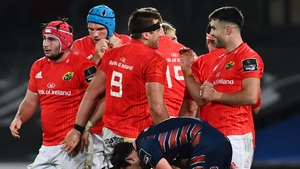 Munster made it two dramatic wins in the space of a week with victory over Edinburgh at Thomond Park