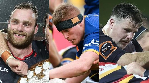 Oli Jager, Jack Regan and Conán O'Donnell have sought opportunities elsewhere