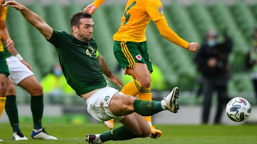 Shane Duffy admits that the Ireland players are struggling with all the squad withdrawals