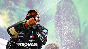 Hamilton moves 69 points clear in the Drivers Championship
