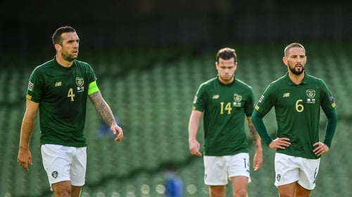 Ireland last tasted victory in November of 2019