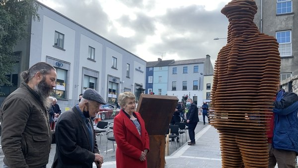 The monument is the latest of a number commissioned and organised by the Kilkenny War Memorial Group