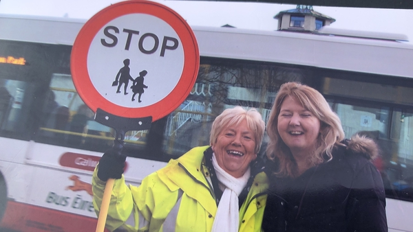 Retired 'Lollipop Lady' Mary Geary has found cocooning a lonely experience at her home in Ballybane