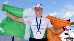 Sanita Puspure is now a double European and world champion