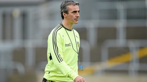 Jim McGuinness' last inter-county involvement was with his native Donegal in 2014