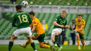 Daryl Horgan made an impact after coming on for the final twenty minutes against Wales