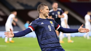 The Scots are a point clear at the top of Group B2