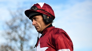Davy Russell had a heavy fall from Doctor Duffy