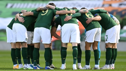 The Republic of Ireland were missing seven players against Wales due to the squad Covid crisis