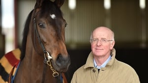 Sea The Stars won eight of his nine career outings for John Oxx